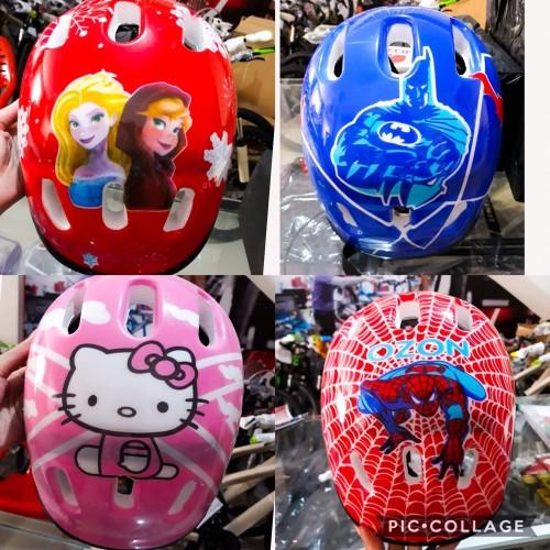 Foto Produk Helm sepeda buat anak-anak murah Terlaris dari Mg pedia