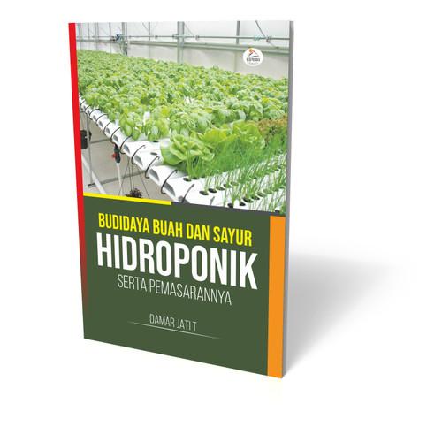 Foto Produk Buku Budidaya Buah dan Sayur Hidroponik Serta Pemasarannya dari Penerbit Indoliterasi