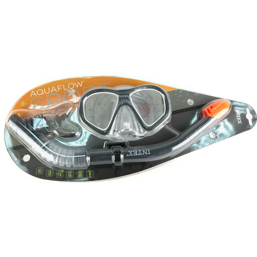 Foto Produk INTEX 55648 Snorkel + Mask Diving / Kacamata Selam / alat snorkeling dari INTEX ONLINE