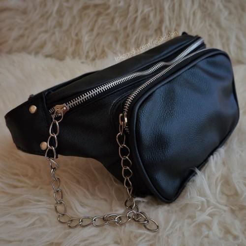 Foto Produk Waist Bag Polos - Tas Selempang & Tas Pinggang dari Jejak Dolan