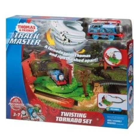 Foto Produk Thomas & Friends Track Master - Twisting Tornado Set dari Nuril Alfa
