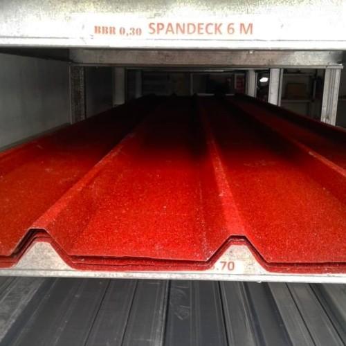 Foto Produk atap spandek pasir 0,30 ECO dari SIMA PANCA LOGAM