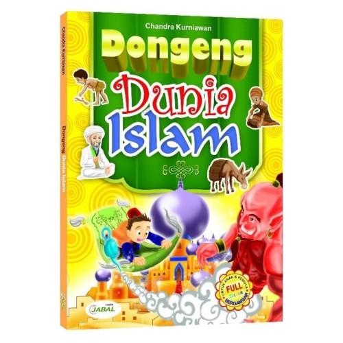 Foto Produk Dongeng Dunia Islam - Buku Anak Muslim dari Kinantikomik