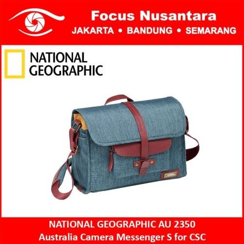Foto Produk NATIONAL GEOGRAPHIC AU 2350 Australia Camera Messenger S for CSC dari Focus Nusantara