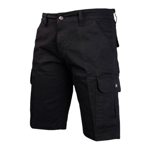 Foto Produk Forester CLF 08396 Cargo Short Pants - Hitam, M dari Forester Adventure Store