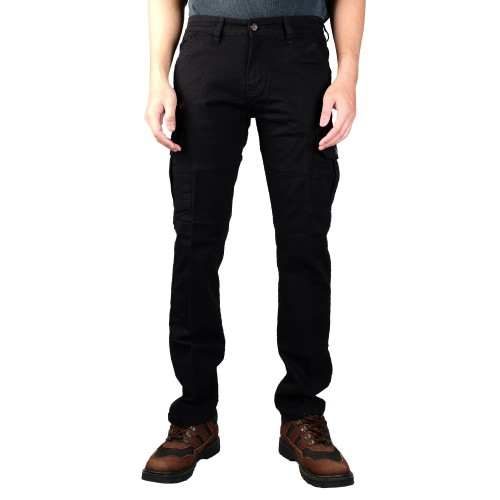 Foto Produk Forester CLF 08395 Chargo Long Pants - Hitam, M dari Forester Adventure Store