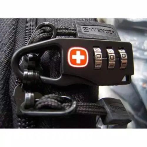Foto Produk Gembok Koper Swiss Kombinasi Angka New dari Nicestuff88