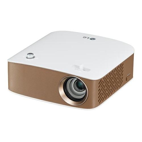 Foto Produk Pocket Projector Portable Mini LG PH150G Umur Lampu 30.000 Jam dari Toru.1