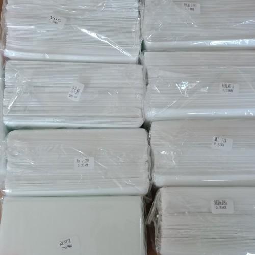 Foto Produk TEMPERED GLASS NO PACKING XIAOMI/OPPO/ASUS/SAMSUNG/VIVO/LG/ all type dari TOKO SUKSES BERSAMA 168