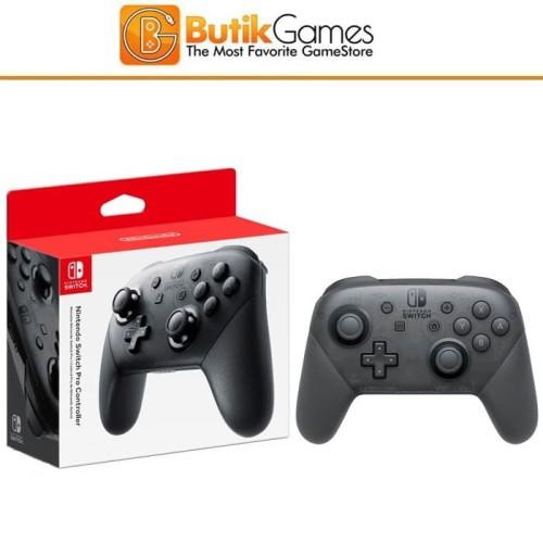 Foto Produk Nintendo Switch Pro Controller dari Butikgames