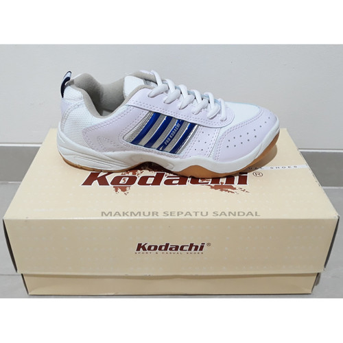Foto Produk Sepatu Badminton - Kodachi AR - Biru/Navy dari Makmur Sepatu Sandal