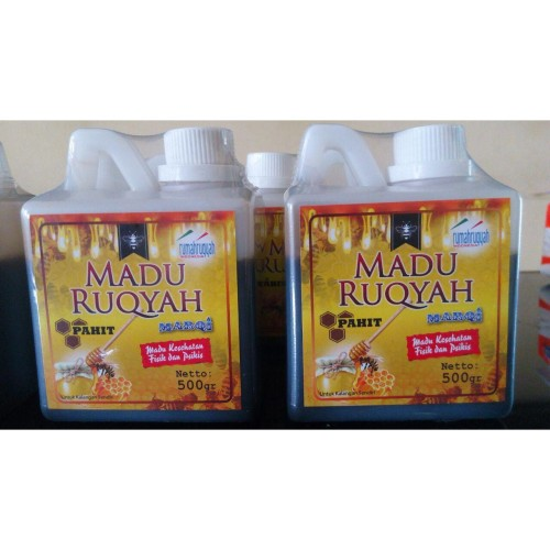 Foto Produk Madu Ruqyah Pahit | Rumah Ruqyah Indonesia dari rumahruqyah