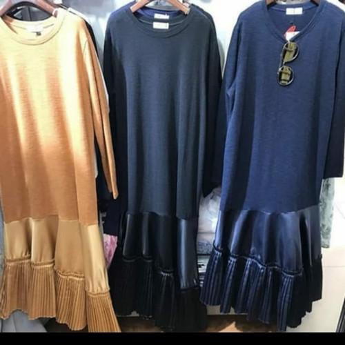 Foto Produk dress impor taessole wanita model panjang iojeuli wati778951 aireloliu dari watiwati shop