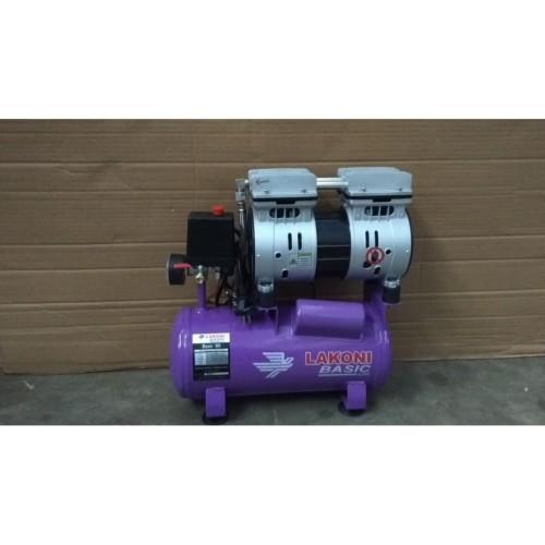 Foto Produk FRESCO BASIC 9S LAKONI Oilless Compressor Kompresor 3/4HP 8L dari Santoso Teknik 19