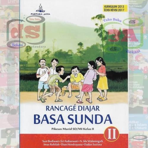Jual Buku Sd Kelas 2 Buku Bahasa Sunda Kelas 2 Sd Rancage Diajar Basa Sunda Jakarta Timur Cemanidongoran Tokopedia