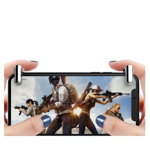 Foto Produk Pubg Mini Game Controller Gamepad Trigger aim Button l1r1 Shooter Joys dari domelton store