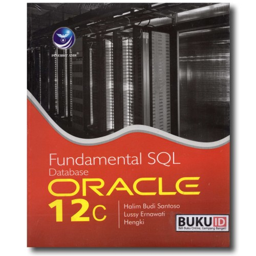 Foto Produk Buku Fundamental SQL Database Oracle 12c dari Buku ID