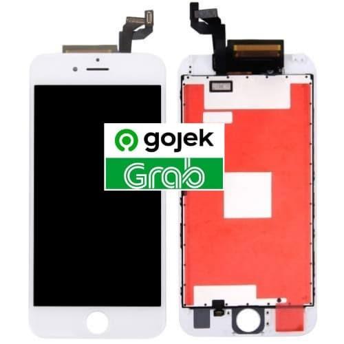Foto Produk Lcd + touchscreen iphone 6s ORIGINAL 100% BERGARANSI KUALITAS TERBAIK - Hitam dari spareparthp original