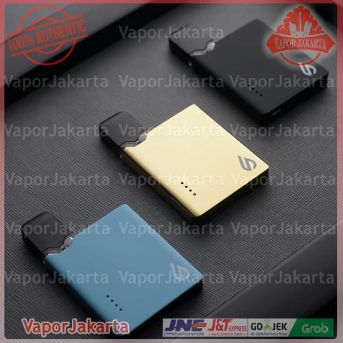 Foto Produk POD VAPOR VAPE - UPODS POD- Closed SYSTEM 280MAH Authentic BLACK - Hitam, Kotak dari VaporJakarta