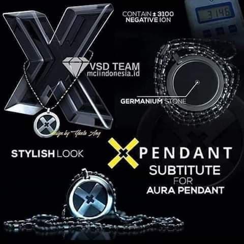 Foto Produk Kalung New Pendan X dari CUTIESSHOPPING