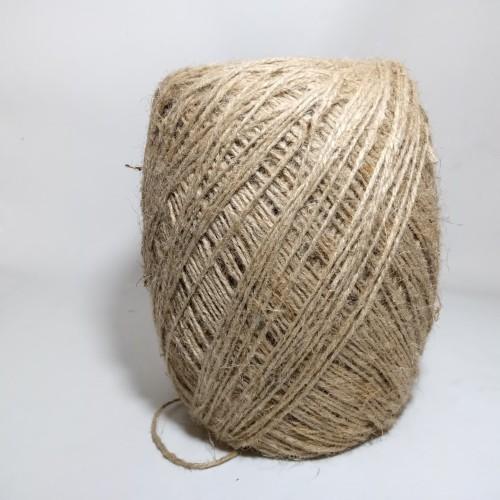 Foto Produk Tali Goni tali rami kecil 2ply 1,5mm sd 2mm - 500 meter dari Tali Goni