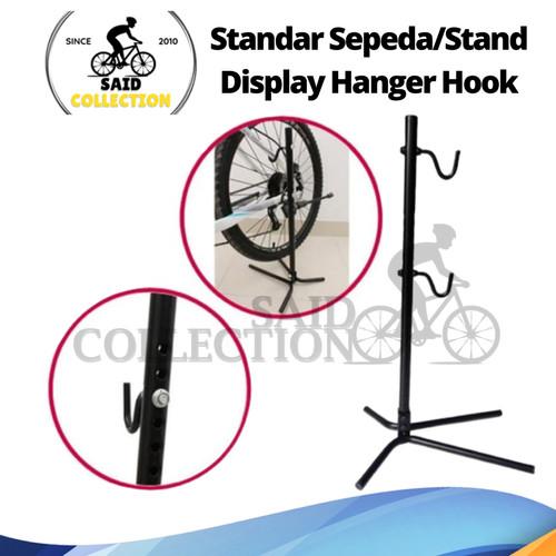 Foto Produk Standar Sepeda/Stand Display Hanger Hook dari Said Colletion