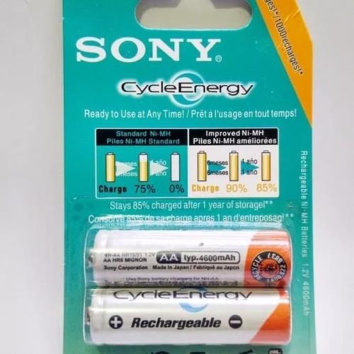 Foto Produk Baterai Charger Sony AA / Batre Charger Sony AA 4600 Mah dari ANEKA C1PTA
