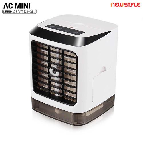 Foto Produk Newstyle - B05 AC Mini Portable Pendingin Ruangan - Humidifier - Kipas - Putih dari Newstyle Indonesia
