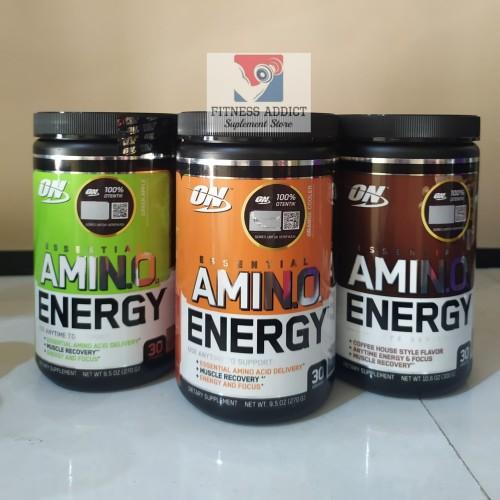 Foto Produk ON Amino Energy 30 Serving Optimum Nutrition BPOM amino energy dari FitnessAddict Suplemen