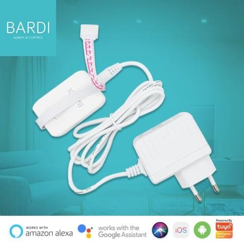 Foto Produk Adaptor for LED strip - 4m - control by app / google home / alexa dari Bardi Official Store