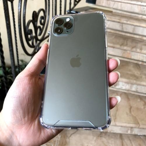 Foto Produk Case iPhone 11 / 11 Pro / 11 Pro Max Fuze Clear View Anti Crack Casing - 11 Pro dari Pine Premium Gadget Acc