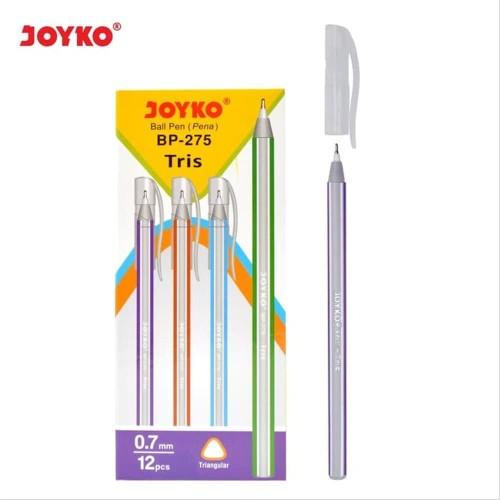 Foto Produk Ball Pen - Pulpen - Pena Joyko BP-275 - Tris dari Toko Mitra Sukses
