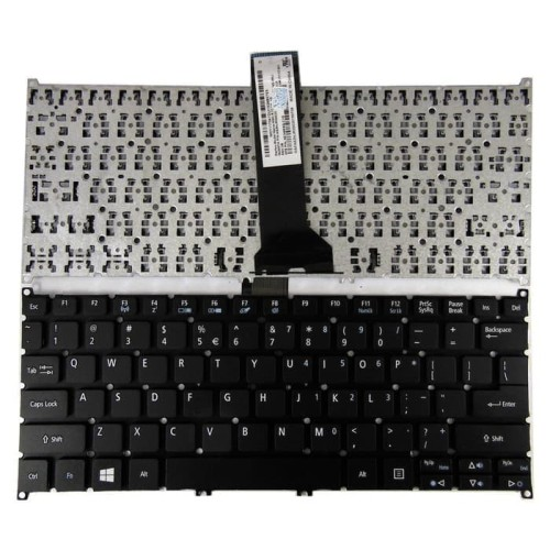 Foto Produk Keyboard Laptop Acer Aspire V5-132, V5-131 Black dari Hadi Computer