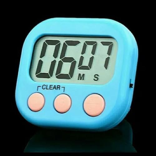 Foto Produk Timer Masak Digital Meja Dapur Dengan Alarm Keras Dan Magnet Dinding dari YULIWARA Olshop