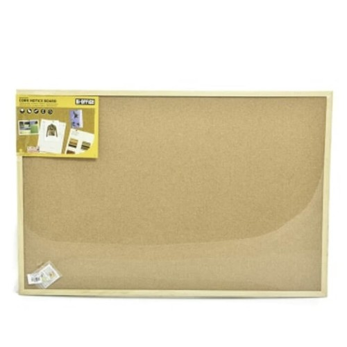 Foto Produk Papan Pengingat Bi-Silque Cork Board 90 x 60 cm dari freya92