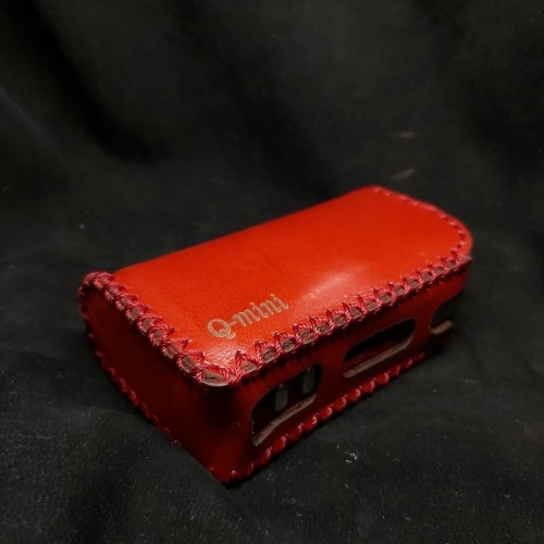 Foto Produk Leather Sleeve Cover Case Sx Mini Q Mini Red Ferarri dari ALdis Leather