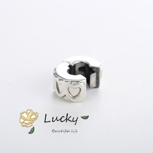 Foto Produk Gelang pandora, Gaya baru terus menerus cinta gesper tetap 791978 dari RizkiS Collection