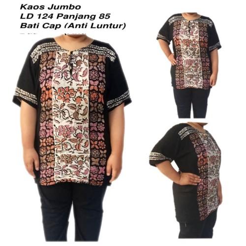 Foto Produk Kaos Batik Cap Jumbo dari Jogja Batik