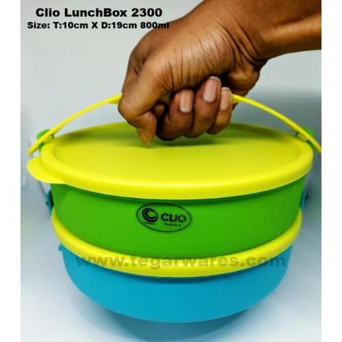 Foto Produk Lunch Box Kotak Makan Susun Clio dari HNR67