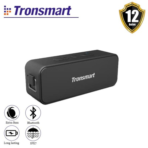Foto Produk Tronsmart Element T2 Plus Portable Bluetooth Speaker dari Tronsmart