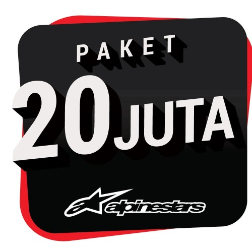 Foto Produk Paket ALPINESTARS Rp. 20.000.000,- dari Prakarsa Abadi Sentosa