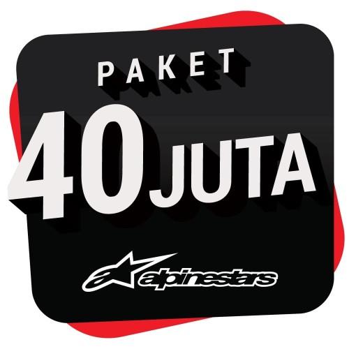 Foto Produk Paket ALPINESTARS Rp. 40.000.000,- dari Prakarsa Abadi Sentosa