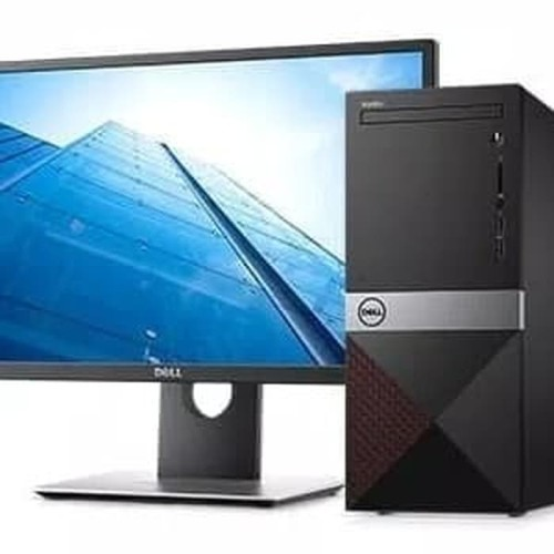 Foto Produk DELL VOSTRO Unik Murah 3670 (i3-8100/4GB/1TB/Ubuntu) dari darilynn