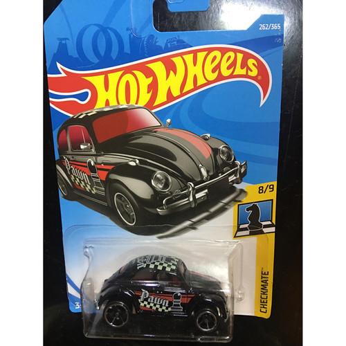 Foto Produk Hot Wheels Super Product Volkswagen Beetle black dari darilynn