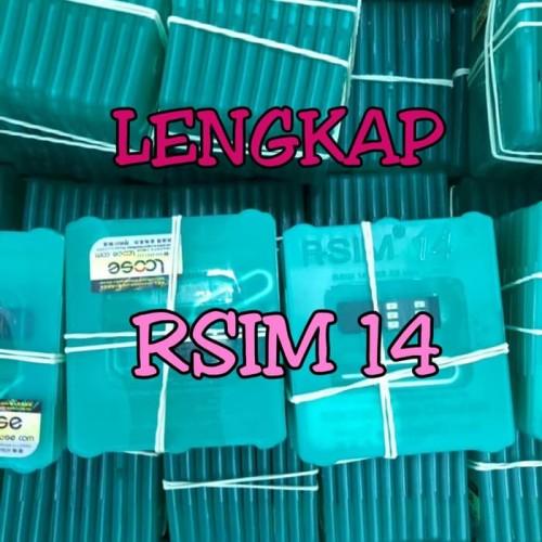 Foto Produk RSIM R-SIM Hot Sale 12 iPhone 5 5S 5C 6 6+ 6S 6S+ SE 7+ 8+ iOS 7 8 9 1 dari darilynn