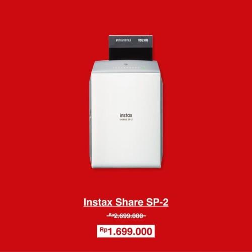 Foto Produk Instax SHARE TERLARIS SP2 - Garansi Fujifilm Indonesia dari darilynn