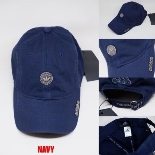 Foto Produk topi ADIDAS Excellent Trand logo 5 warna import full cotton UNISEX dari darilynn