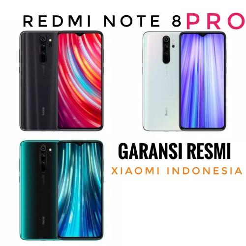Foto Produk Xiaomi Redmi Note 8 PRO TAM Garansi Resmi Note8 Xiaomi - Hitam dari Laku8pedia
