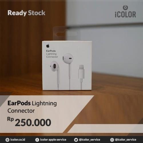 Foto Produk earphone lighting dari iCOLOR Service