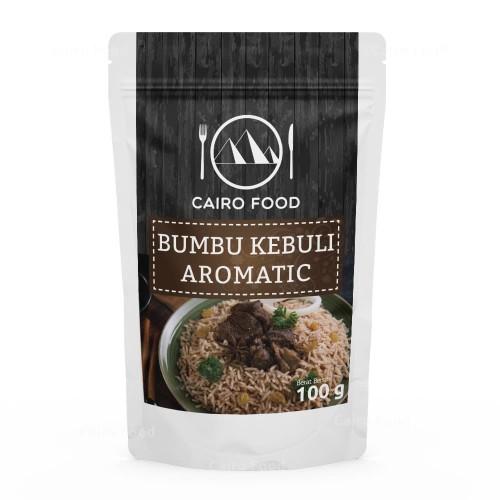 Foto Produk Bumbu Nasi Kebuli Cairo Food - 100 gram dari Cairo Food